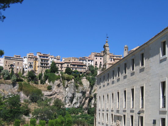 Cuenca, Espagne : Parador 