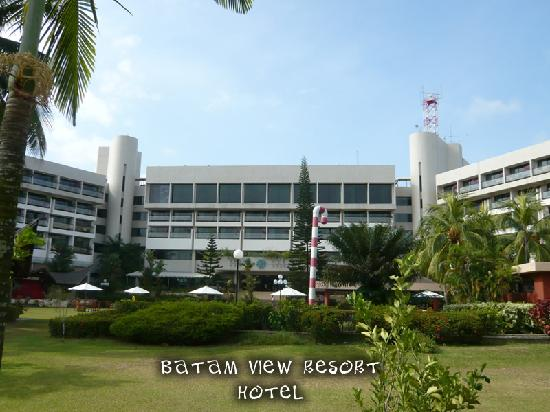 Batam View Beach Resort: Main Building