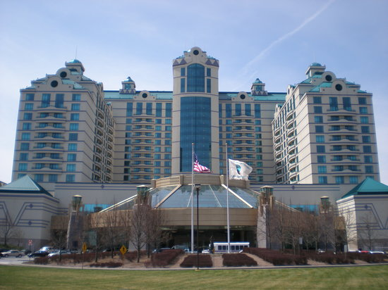 Mashantucket, CT: Grand Pequot Tower