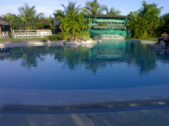 Mindanao, Filipinas: The pool