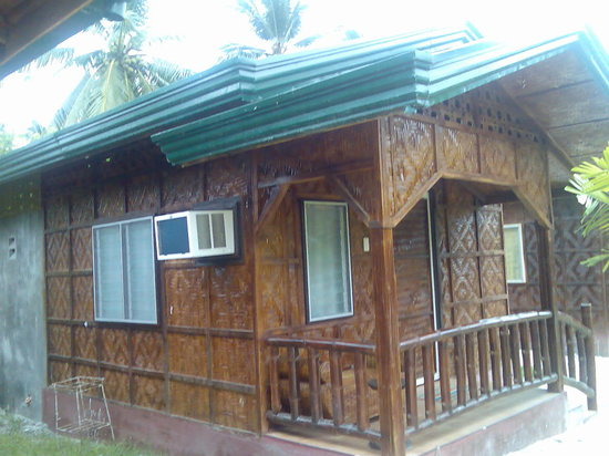 Fernandez Beach and Garden Resort: our cottage