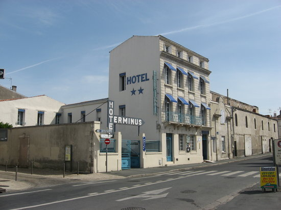 Photo of Hotel Terminus La Rochelle