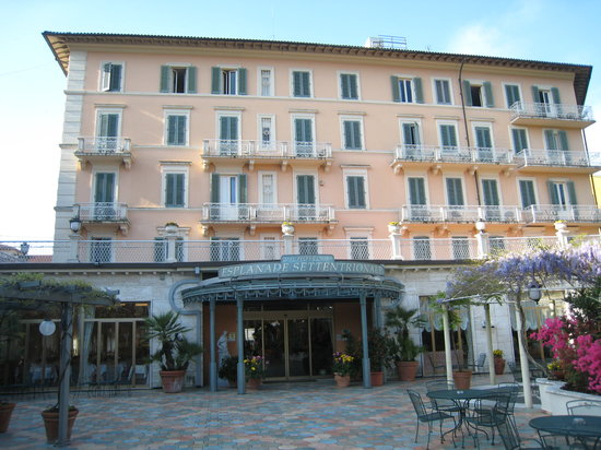 Photo of Hotel Settentrionale Esplanade Montecatini Terme
