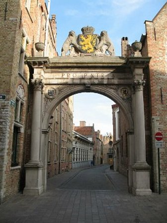 Blgica: Bruges Gate