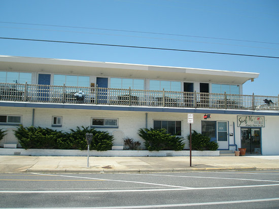 Surf 16 Motel