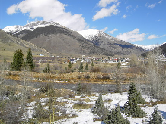 just outside of silverton