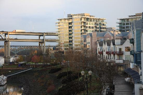 RiverPlace Hotel, a Kimpton Hotel: Another view from my window