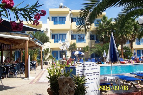 Photo of Nana Angela Apartments Hersonissos