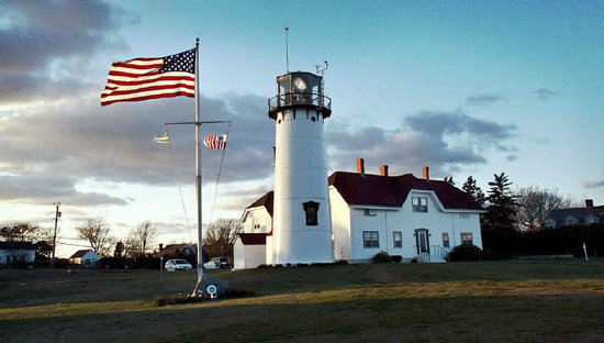 Martha's Vineyard, MA: Chilmark Lighthouse