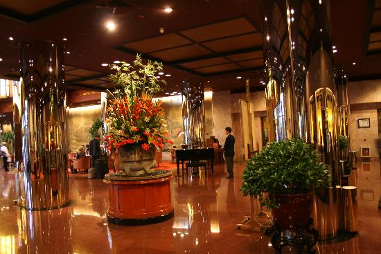 The Great Wall Sheraton Hotel: Lobby