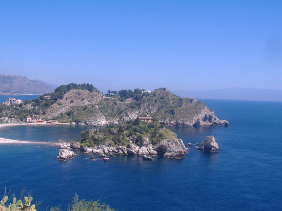 Letojanni, : isola bella taormina