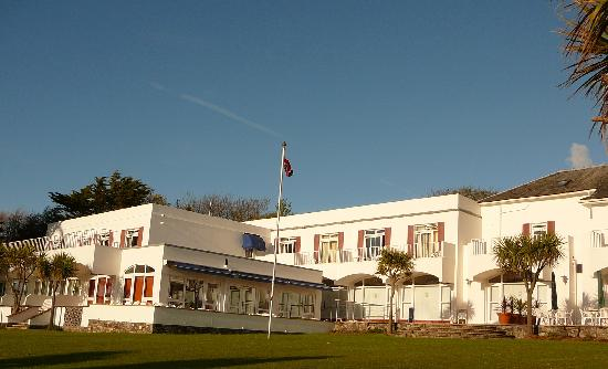 Instow, UK: Commodore Hotel