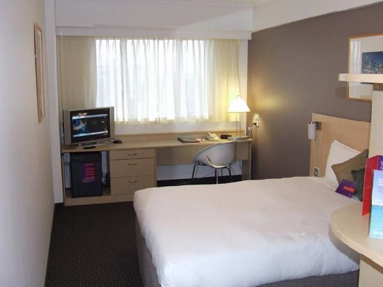 Ibis Sydney Olympic Park: Good size rooms