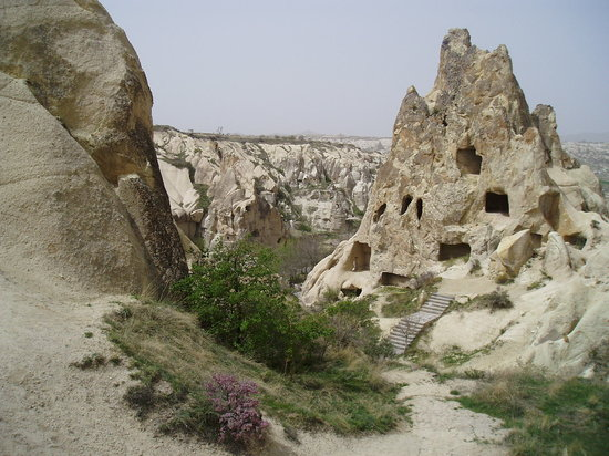 Cappadocia, Turkey: The Göreme Open Air Museum