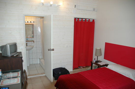 Gustavia, St. Barthlemy: room