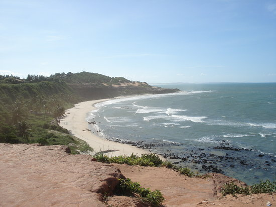 Natal, RN: South coast