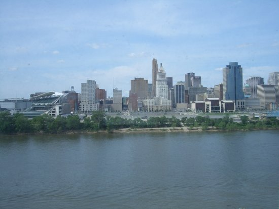 Covington, KY: View