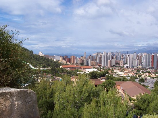 -, : Benidorm,Spain