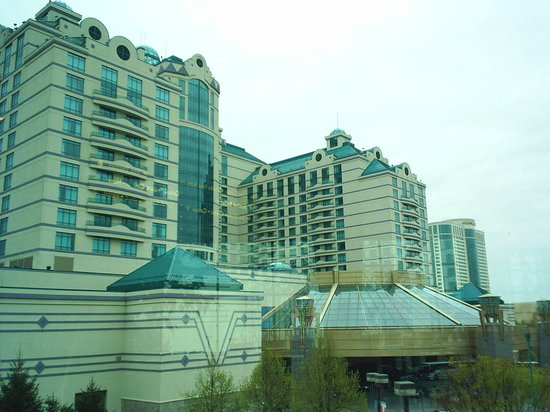 Mashantucket, CT: Foxwoods-Grand Pequot Tower