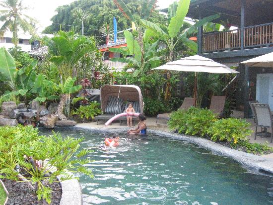 Kona Sugar Shack: Sugar Shack Pool
