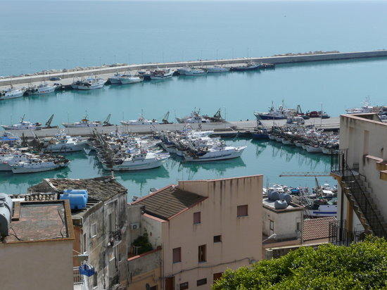 Sciacca&#39;s Marina