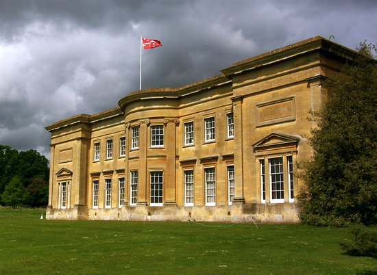 Worcester, UK: Spetchley Park