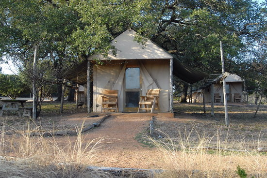 The Lodge at Fossil Rim: Safari Camp at Fossil Rim