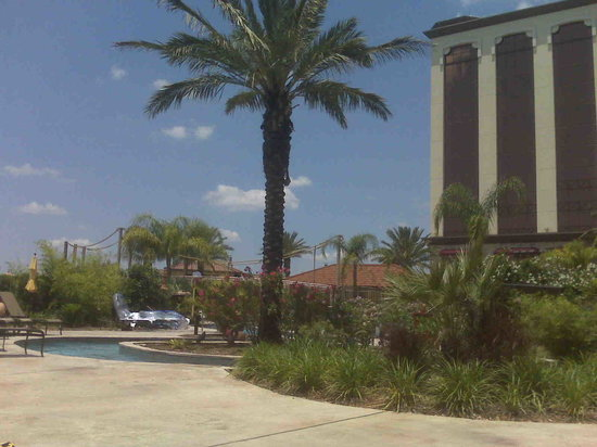 Lake Charles, LA: Out by the Pool