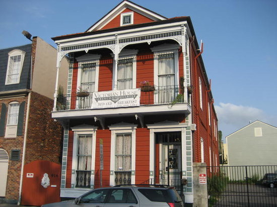 Photo of Victorian House New Orleans