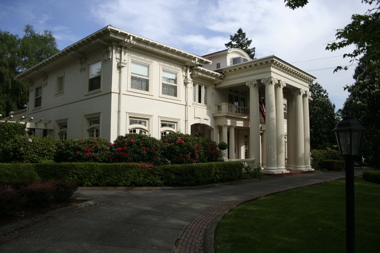 Photo of Portland's White House
