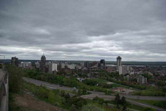 Hamilton, Canada: downtown