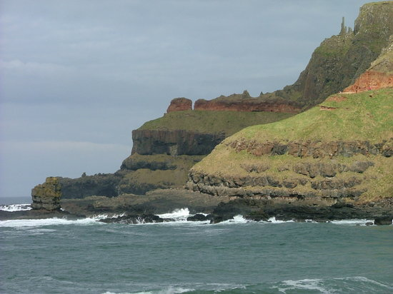 Bushmills, UK: Costa delle Giant&#39;s Causeway