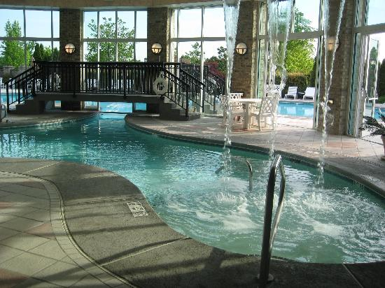 View Of Pool From 9th Floor Picture Of Greensboro North
