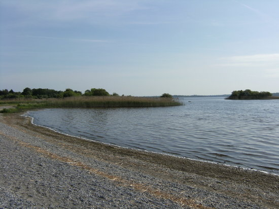 Athlone, Ireland: View of Hodson Bay