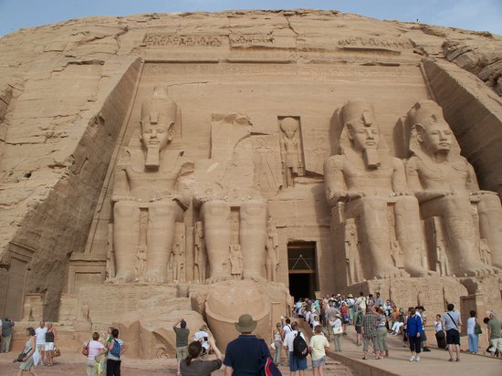 Nile River Valley, Egypt: Abu Simbel