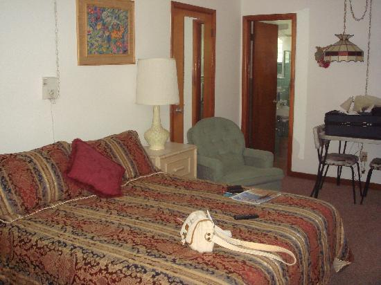 Gondolier Apartments & Inn: Our room (room 3)