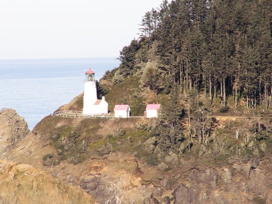Oregón: Heceta Head Lighthouse - Oregon