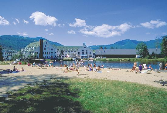 Town Square Condominiums at Waterville Valley Resort: Heart of the Resort