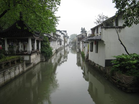 Suzhou water canal