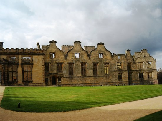 Bolsover Castle