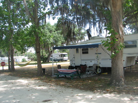 Photo of Bulow RV Resort Flagler Beach