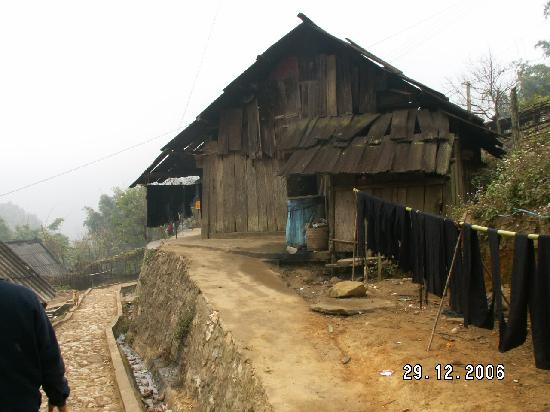 A Short Nice Trip From Sapa Cat Cat Village Pictures