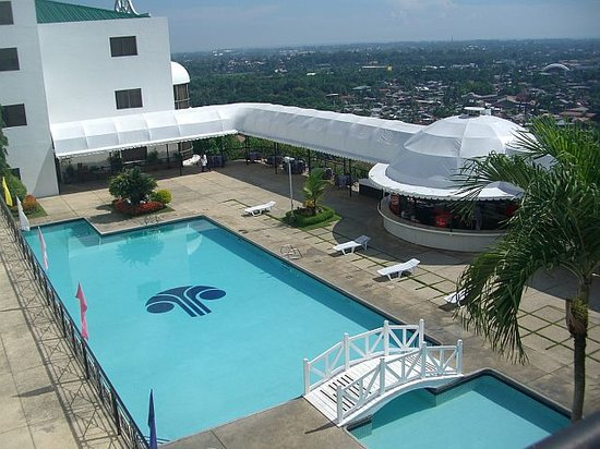 Swimming Pool And Terrace Picture Of Pryce Plaza Cagayan De Oro Tripadvisor