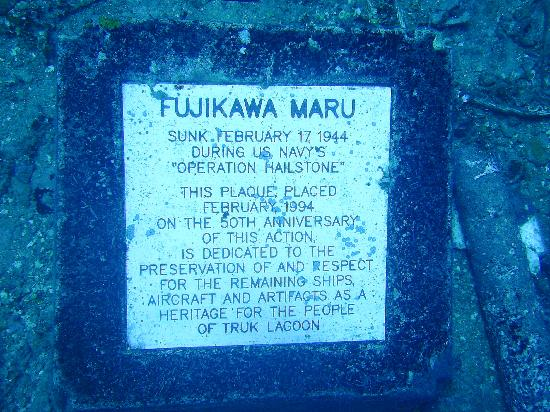 Chuuk, Federated States of Micronesia: Fujikawa
