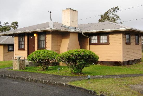 Twobedroom Cabin Picture Of Kilauea Volcano Military