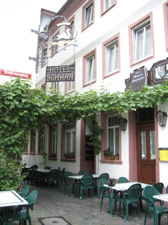 Hotel Schwan Mainz