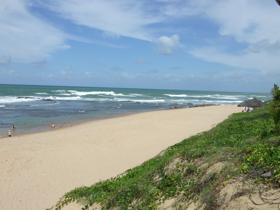 Costa Do Sauipe, BA: The beach