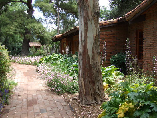 Rancho La Puerta Spa: walkway