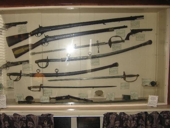 how to tell if a civil war sword is real