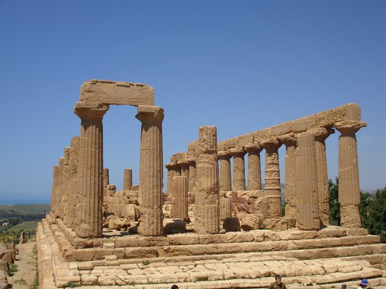 Agrigento, Itali: La vall des temples